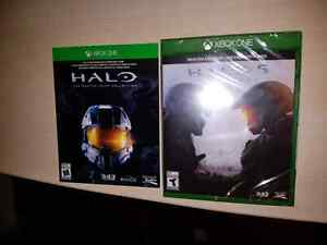 Halo package for Xbox one