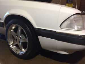 Wanting to get my 88 Mustang Painted