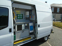 2011/11 Ford Transit 100 350L High Roof (Mess/Welfare Unit) Rwd