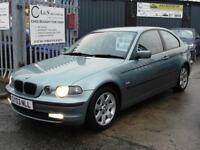 BMW 316 1.8ti Auto SE Compact 2003 (03)