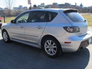 A vendre: Mazda-3 Sport GS 2008,
