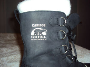 Women's Sorel Winter Boots Size 6