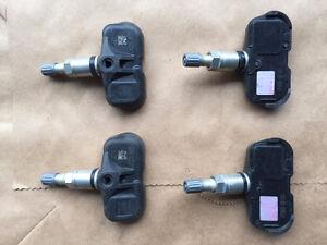 OEM Infiniti G35 tire pressure sensor/air valve kit