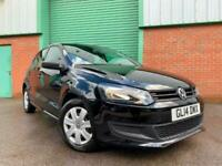 2014 (14) Volkswagen Polo 1.2 ( 60ps ) ( a/c ) S 40,000 MILES