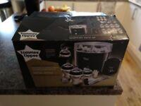 Tommee Tippee starter kit (bottle warmer/steriliser/bottles etc)