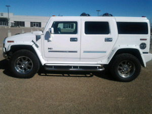 2004 Hummer H2 Luxury edition