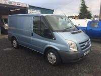 Ford Transit 2.2TDCi ( 110PS ) T280S ( Low Roof ) 2008 58 Reg SWB Trend 1 owner