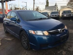 2011 Honda Civic LX-S Sedan SALE!!
