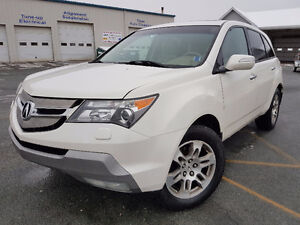 2007 Acura MDX Snow White's Stealth Fighter Only $12,999