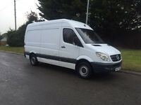 2007-57 reg Mercedes sprinter 311CDI euro4 MWB HI ROOF free uk same day delivery to your door