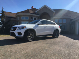 2016 Mercedes-Benz E-Class GLE coupe 350d SUV, Crossover