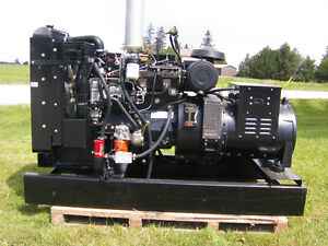 NEW  GENERATOR CAT/PERKINS WITH MECCALTE OR STAMFORD  Any KW London Ontario image 1