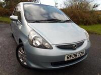 2008 08 HONDA JAZZ 1.3 DSI SE 5D 82 BHP ** OUTSTANDING EXAMPLE , YES ONLY 37K *