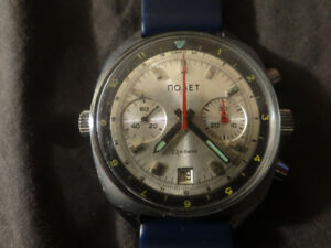 Poljot Sturrmanskie 3133 Chrono Russian rare(sell/trade)