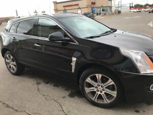 2012 Cadillac SRX Premium Edition Low Km Excellent Condition