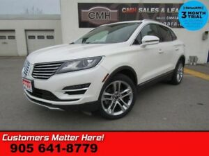 2015 Lincoln MKC Base  AWD NEW TIRES NAV PANO-ROOF COOLED-SEATS
