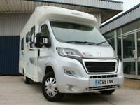 Elddis Majestic 185 DIESEL MANUAL 2016/65