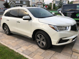 Transfert location/lease/achat ACURA MDX 2017