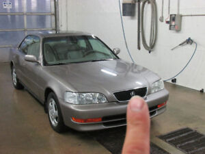 1996 Acura TL luxury Sedan