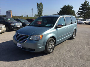 2009 Chrysler Town & Country 155KM's! Saftey & Etested!