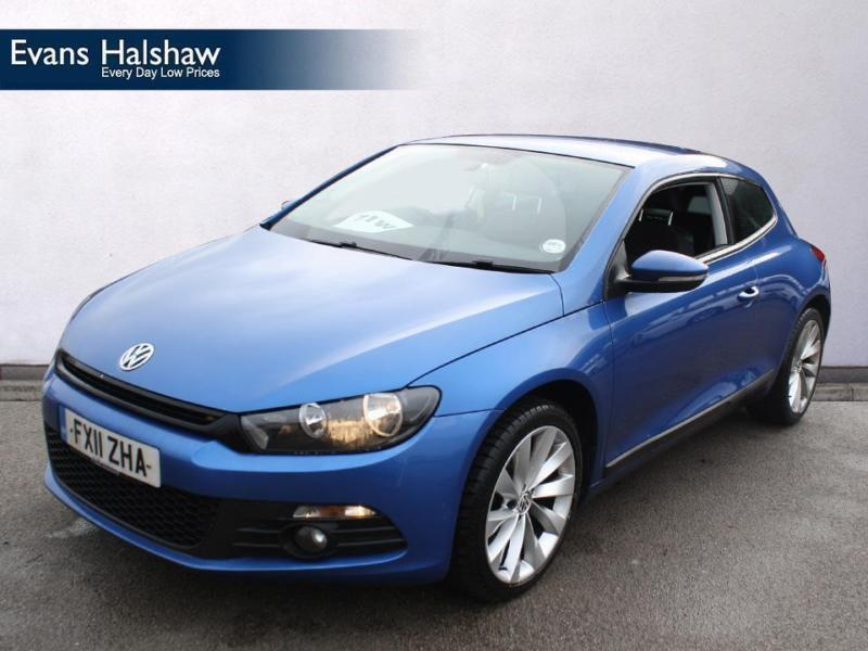 2011 volkswagen scirocco volkswagen scirocco 2 0 tdi 170 gt 3dr dsg diesel in worksop. Black Bedroom Furniture Sets. Home Design Ideas