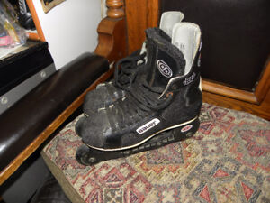 Reduced Price: Bauer Size 9 Roller Blades Good Condition