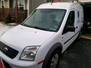 2011 Ford Transit Connect cargo work van