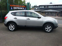 Nissan Qashqai 1.6 2WD Visia 5 Door Hatch Back