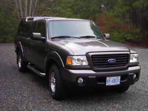 2008 Ford Ranger Sport Pickup Truck (Low Kms.)