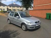 2001 Volkswagen Polo E 1.0 Petrol 5 Door Hatchback