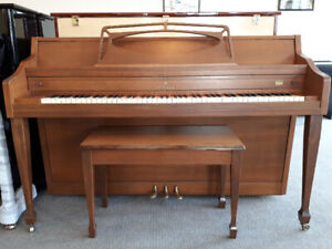 Lesage Upright Piano with matching bench