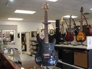 SHECTER DIAMOND SERIES DEMON FR ELECTRIC GUITAR