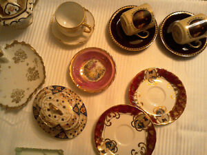 Lot of antique china  $ 30 OBO