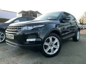 2012 Land Rover Range Rover Evoque 2.2 SD4 Pure 5dr [Tech Pack] Hatchback Diesel