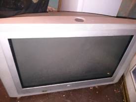 Big back tv free for collection