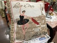 Brand new tapestry cushion cover with Paris Venice Elephant Sale