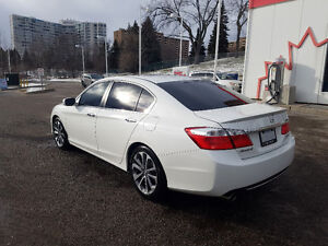 2014 Honda Accord Sports Sedan / LEASE TAKE OVER FOR ONLY $ 286