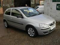 Vauxhall/Opel Corsa 1.2i 16v ( a/c ) 2006MY SXi
