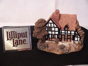 "Lilliput Lane ""Bredon House"" London Ontario image 1"