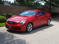 2004 Infiniti G35 Coupe - low mileage, excellent condition