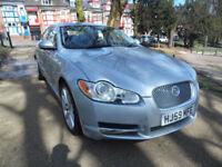 Jaguar XF 3.0TD V6 auto 2010E Luxury 12 MONTHS MOT 12 MONTHS WARRANTY NATIONWDE