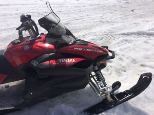 2012 rs vector ltx with 585 kms