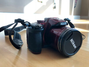 Nikon COOLPIX P520 - 18.1 MP Digital Camera with 42x Zoom Lens