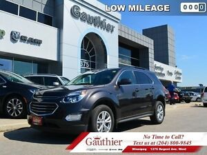 2016 Chevrolet Equinox LT w/Remote Start *LOCAL*  - Low Mileage