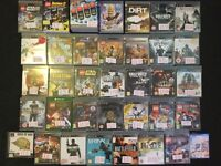PS3, Xbox One, PS Vita, Ps1 games
