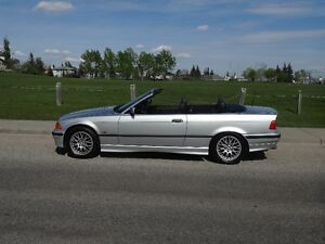 1999 BMW 328 IC Convertible M Package Cabriolet E36