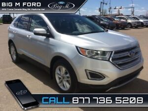 2016 Ford Edge SEL   - one owner - local - trade-in - non-smoker