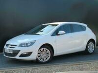 2014 Vauxhall Astra 1.4 16v Excite 5dr Hatchback Petrol Manual