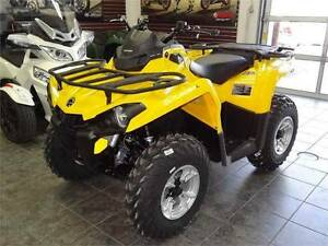 Cost Price Clearance 2016 Can Am Outlander 570 DPS Margaret River Margaret River Area Preview