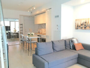 Impeccable 2-Story Loft with Terrace @ Bay & Bloor
